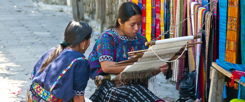 featured image thumbnail for post Una penna dal Guatemala